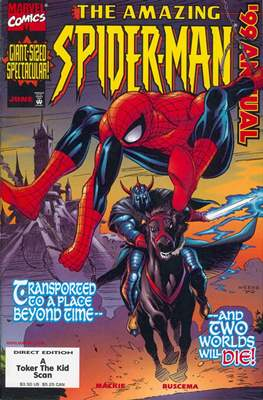 The Amazing Spider-Man Annual (Grapa, 48 págs.) #1999