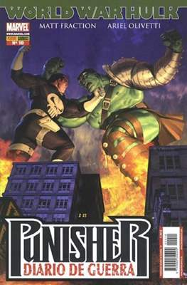 Punisher: Diario de guerra (2007-2009) (Grapa.) #10