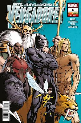 Los Vengadores Vol. 4 (2011-) (Grapa) #105/6