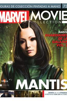 Marvel Movie Collection (Grapa) #73