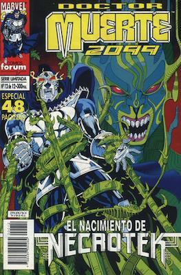 Doctor Muerte 2099 (1994-1995) (Grapa 24 pp) #12