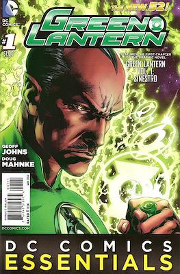 Dc Comics Essentials: Green Lantern
