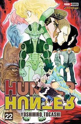 Hunter X Hunter (Rústica) #22
