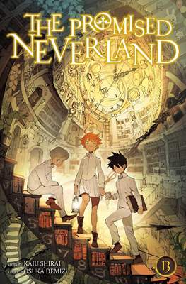 The Promised Neverland (Softcover) #13