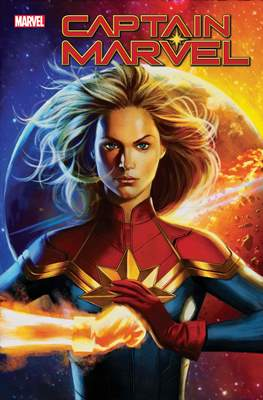 Captain Marvel Vol. 10 (2019-) (Comic Book) #22
