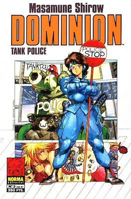 Dominion. Tank police #3