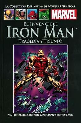 La Colección Definitiva de Novelas Gráficas Marvel (Cartoné) #71