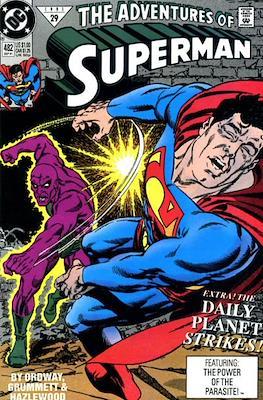Superman Vol. 1 / Adventures of Superman Vol. 1 (1939-2011) #482