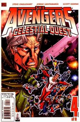 The Avengers: Celestial Quest (Comic-book) #4