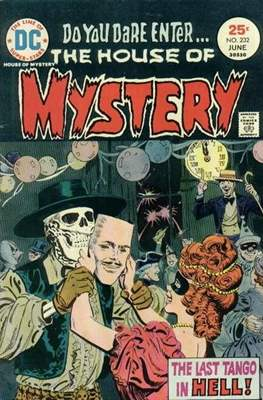 The House of Mystery (Comic Book) #232
