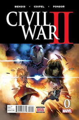 Civil War II (Comic-book) #0