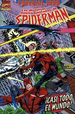 Las Historias Jamás Contadas de Spider-Man. Especiales (1998-1999) (Grapa. 40/48 pp) #2