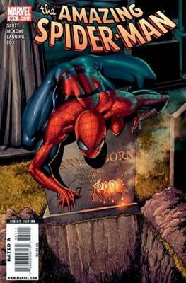 The Amazing Spider-Man Vol. 2 (1999-2014) (Comic-Book) #581