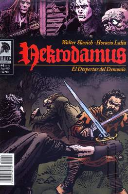 Nekrodamus (grapa) #4
