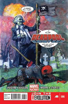 Deadpool Vol .3 (2013-2015) #6