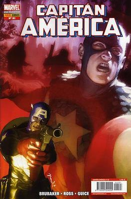 Capitán América Vol. 7 (2005-2011) (Grapa) #61