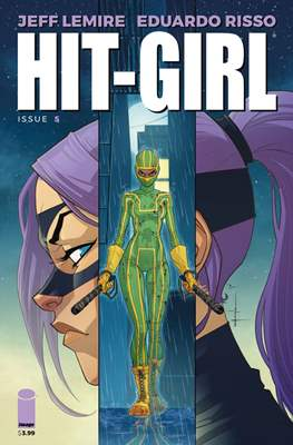 Hit-Girl (2018 Variant Covers) (Comic Book) #5.1