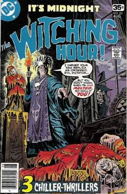 The Witching Hour Vol.1 (Grapa) #83