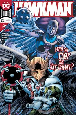 Hawkman Vol. 5 (2018-) (Comic Book) #20