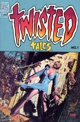 Twisted Tales (Comic Book) #1