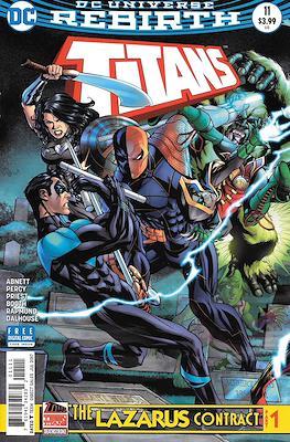 Titans Vol. 3 (2016- ) (Comic-book) #11