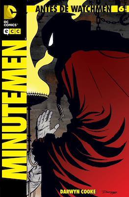 Antes de Watchmen: Minutemen #6