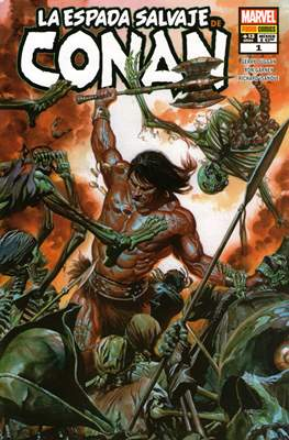 La Espada Salvaje de Conan (2019-)