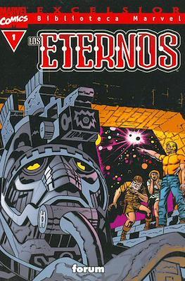 Biblioteca Marvel: Los Eternos (2001-2002) (Rústica 160 pp) #1