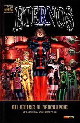 Eternos: Del Génesis al Apocalipsis. Marvel Deluxe