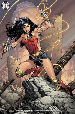 Wonder Woman Vol. 5 (2016- Variant Cover) (Comic Book) #69