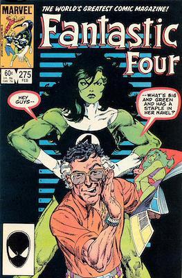 Fantastic Four Vol. 1 (1961-1996) (saddle-stitched) #275