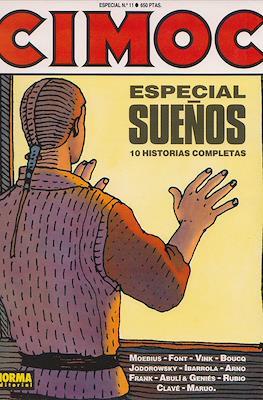 Cimoc especial (Rústica 64 pp) #11