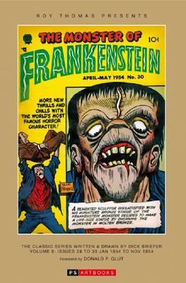 Frankenstein - Collected Works (Cartoné) #8