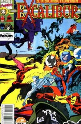 Excalibur Vol. 1 (1989-1995) (Grapa) #39