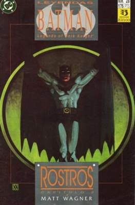Leyendas de Batman. Legends of the Dark Knight (Grapa (1990)) #28
