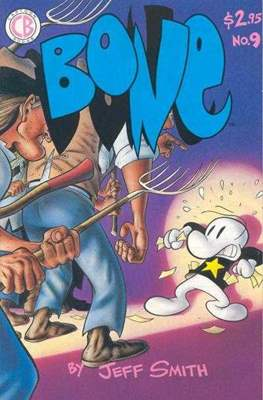 Bone (Comic Book) #9