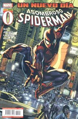 Asombroso Spiderman: Un nuevo día (2008)