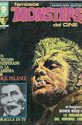 Famosos Monsters del Cine (Grapa , 66 páginas. 1975-1977) #9