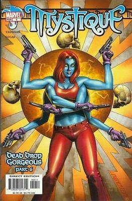 Mystique Vol 1 (Comic Book) #6