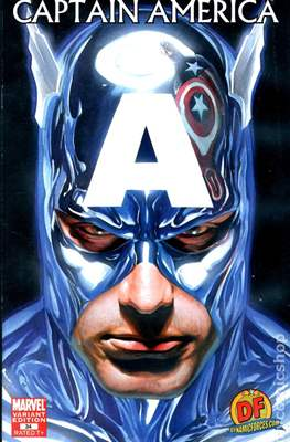 Captain America Vol. 5 (2005-2011 Variant Cover) (Comic Book) #34.2