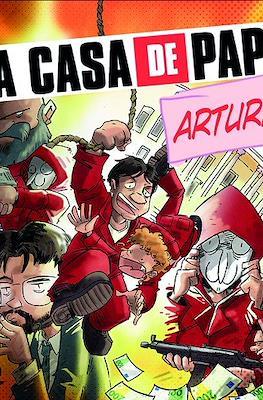 La casa de papel Arturito (Cartoné 72 pp) #
