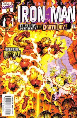 Iron Man Vol. 3 (1998-2004) (Comic Book) #21