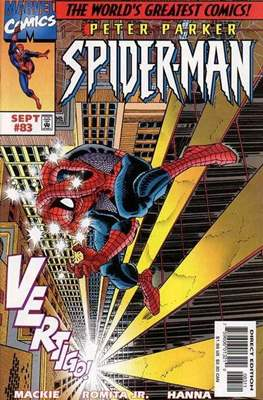 Spider-Man (Vol. 1 1990-2000) (Comic Book) #83