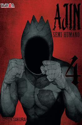 Ajin: Semi-Humano (Rústica) #4