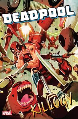 Deadpool Classic (Softcover) #16