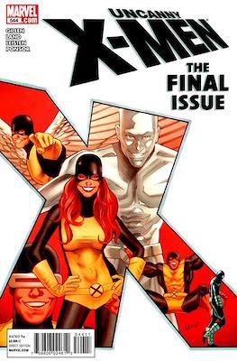 The Uncanny X-Men (1963-2011) #544