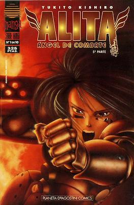 Alita, ángel de combate. 5ª parte #1