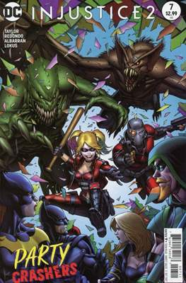 Injustice 2 (Comic Book) #7