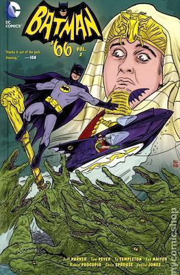 Batman '66 (Hardcover 176-160-256 pp) #2