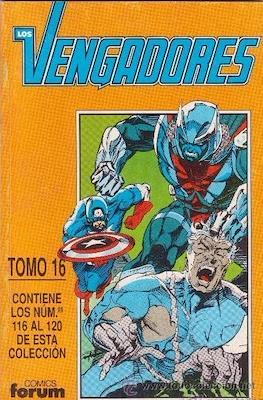 Los Vengadores Vol. 1 (Rústica) #16